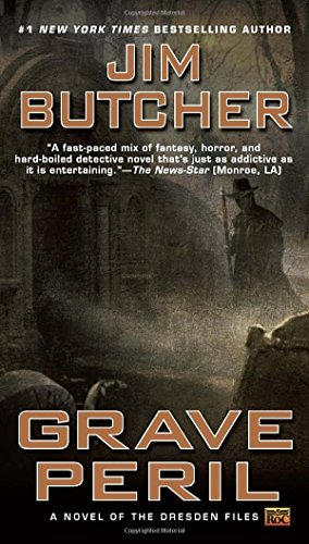 Jim Butcher Grave Peril