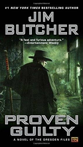 Jim Butcher Proven Guilty