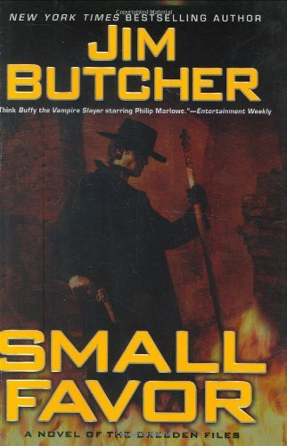 Jim Butcher Small Favor