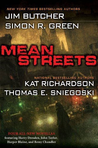 Jim Butcher Mean Streets
