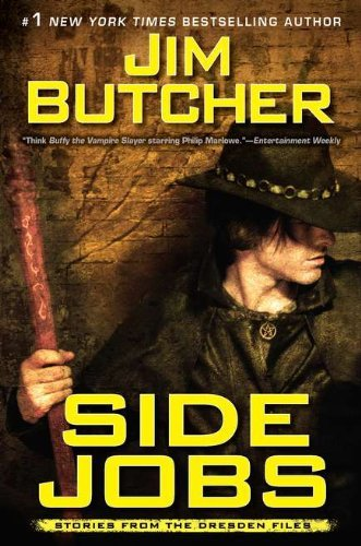 Jim Butcher Side Jobs