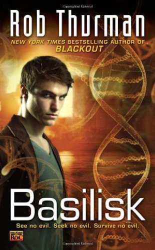 Rob Thurman Basilisk