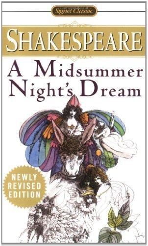 William Shakespeare A Midsummer Night's Dream 0002 Edition;revised