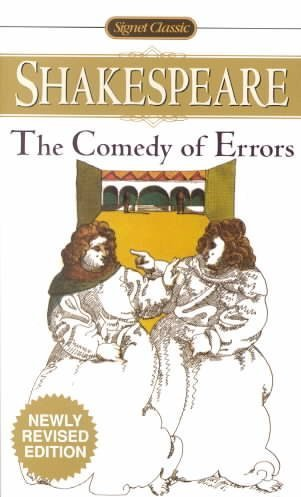 William Shakespeare The Comedy Of Errors Revised