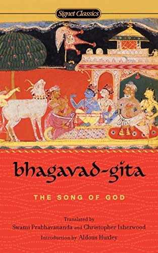 Anonymous Bhagavad Gita The Song Of God