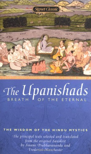 Anonymous The Upanishads Breath From The Eternal