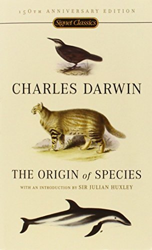 Charles Darwin The Origin Of Species 150th Anniversary Edition 0150 Edition;anniversary