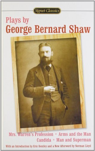 George Bernard Shaw Plays By George Bernard Shaw