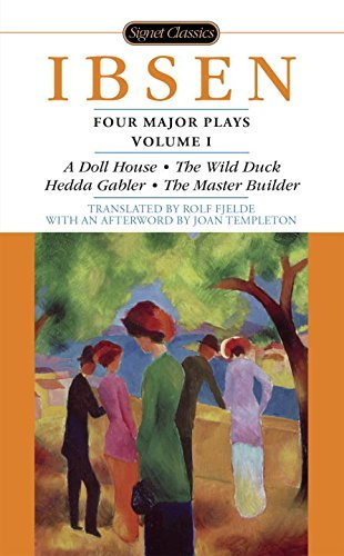 Henrik Ibsen Four Major Plays Volume 1