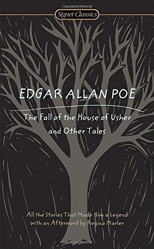 Edgar Allan Poe The Fall Of The House Of Usher And Other Tales