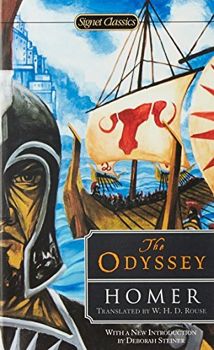 Homer The Odyssey The Story Of Odysseus