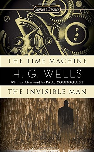 H. G. Wells The Time Machine The Invisible Man