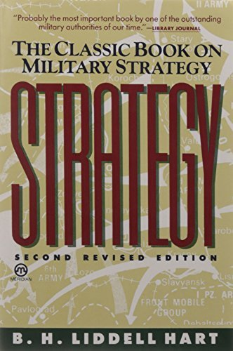 Hart B. H. Liddell Strategy Second Revised Edition 0002 Edition;revised