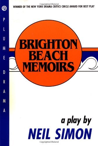 Neil Simon Brighton Beach Memoirs