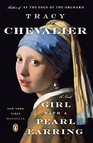 Tracy Chevalier Girl With A Pearl Earring
