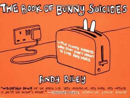 Riley Andy Book Of Bunny Suicides Paperback