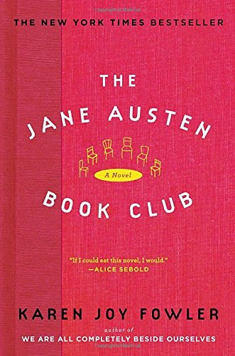 Karen Joy Fowler The Jane Austen Book Club