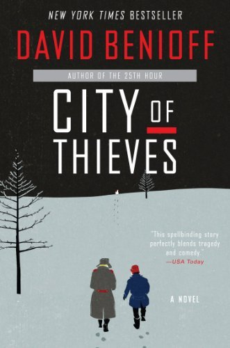 David Benioff City Of Thieves