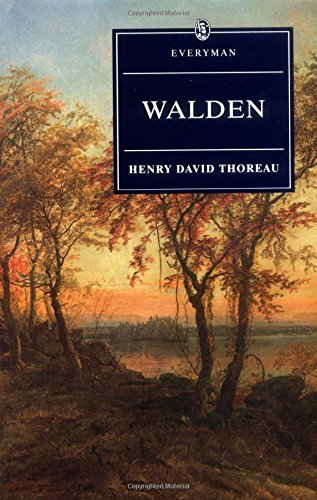 Henry David Thoreau Walden Original
