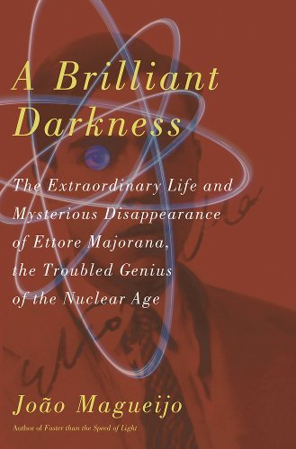 Joao Magueijo A Brilliant Darkness The Extraordinary Life And Disappearance Of Ettor