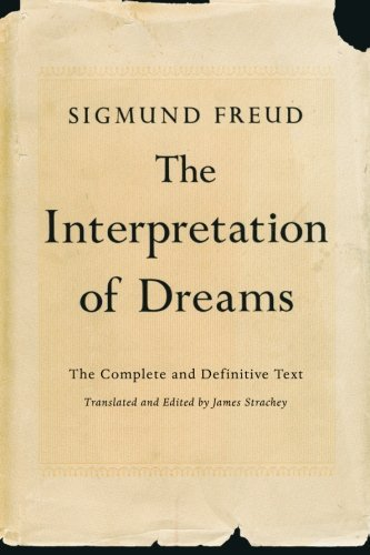 Sigmund Freud The Interpretation Of Dreams