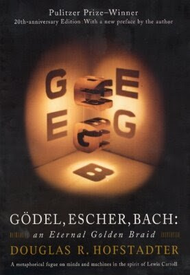 Douglas R. Hofstadter Godel Escher Bach An Eternal Golden Braid 0020 Edition;anniversary