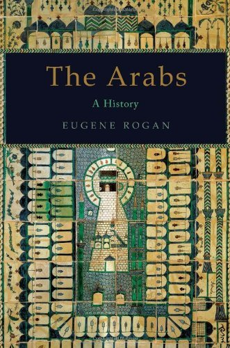 Eugene Rogan Arabs The A History
