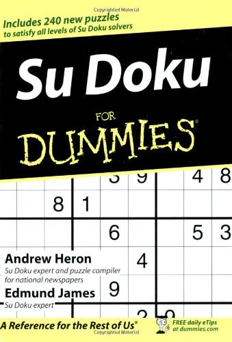 Andrew Heron Su Doku For Dummies