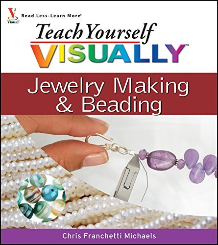 Chris Franchetti Michaels Teach Yourself Visually Jewelry Making & Beading