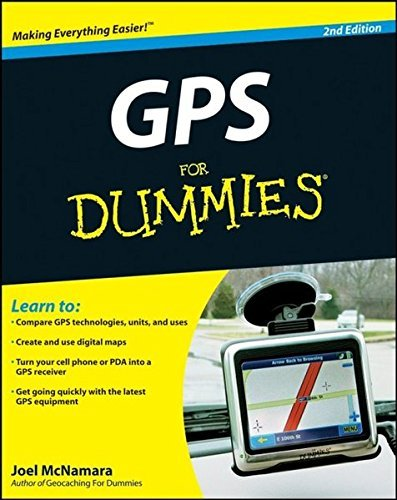 Joel Mcnamara Gps For Dummies 0002 Edition;