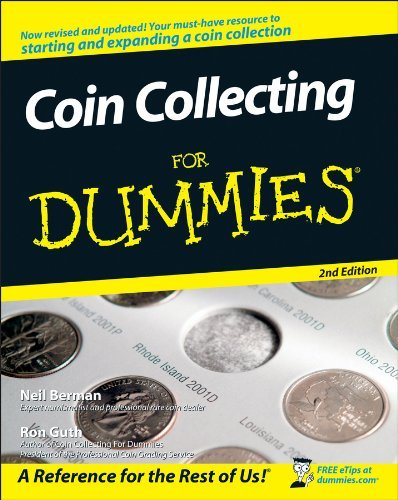 Neil S. Berman Coin Collecting For Dummies 0002 Edition;