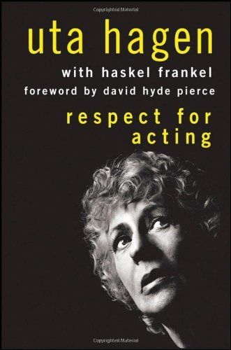 Uta Hagen Respect For Acting 0002 Edition;