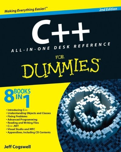 John Paul Mueller C++ All In One For Dummies [with Cdrom] 0002 Edition;