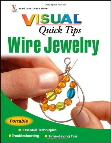 Chris Franchetti Michaels Wire Jewelry Visual Quick Tips