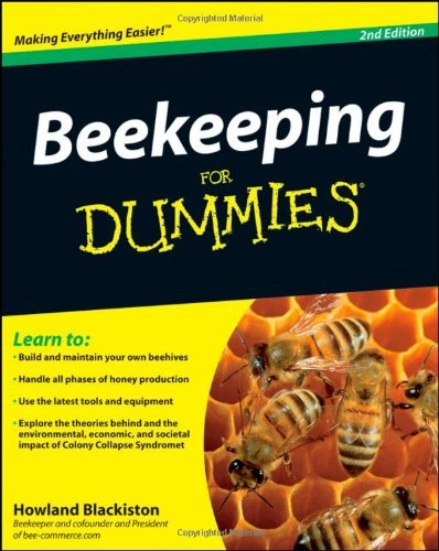 Howland Blackiston Beekeeping For Dummies 0002 Edition;