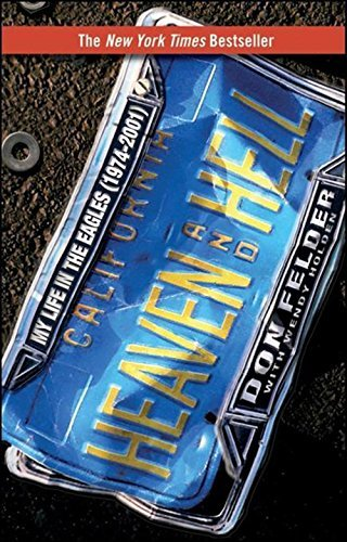 Don Felder Heaven And Hell My Life In The Eagles (1974 2001)