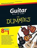 Jon Chappell Guitar All In One For Dummies [with CD (audio)]