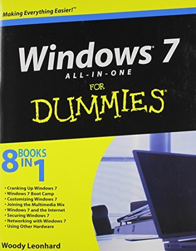 Woody Leonhard Windows 7 All In One For Dummies