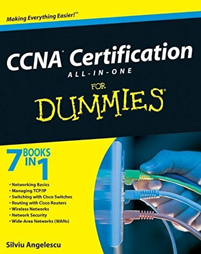 Silviu Angelescu Ccna Certification All In One For Dummies [with CD