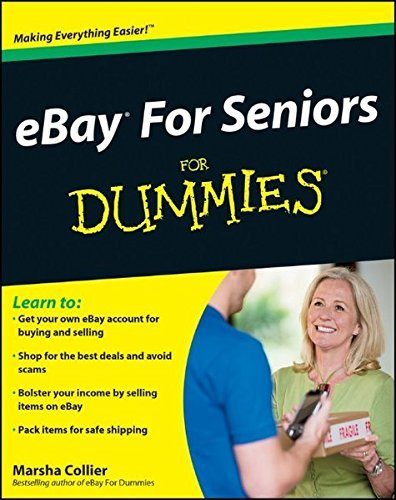 Marsha Collier Ebay For Seniors For Dummies