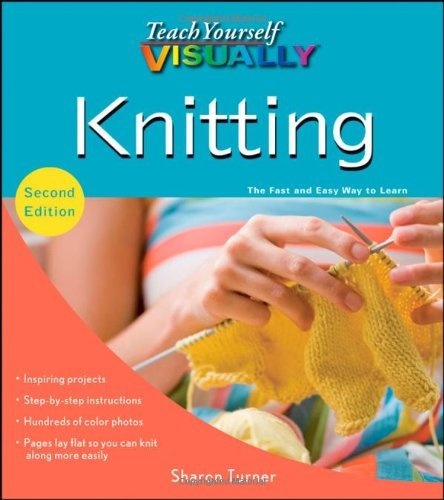 Sharon Turner Teach Yourself Visually Knitting 0002 Edition;