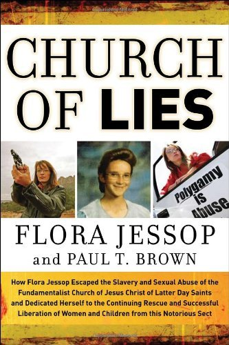 Flora Jessop Church Of Lies