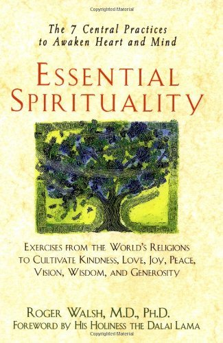 Roger Walsh Essential Spirituality The 7 Central Practices To Awaken Heart And Mind