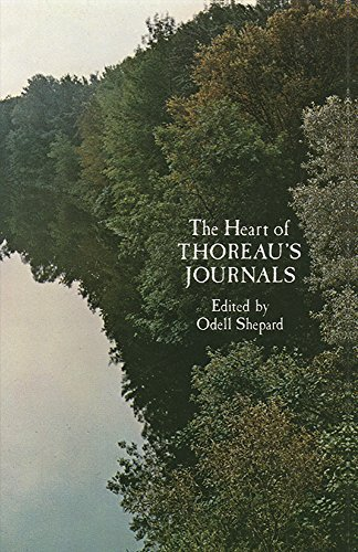 Odell Shepard Heart Of Thoreau's Journals 0002 Edition;revised