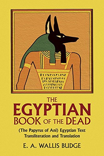 Papyrus Ani The Egyptian Book Of The Dead