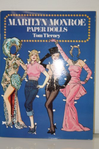 Tom Tierney Marilyn Monroe Paper Dolls