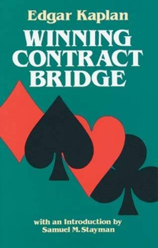 Edgar Kaplan Winning Contract Bridge Revised