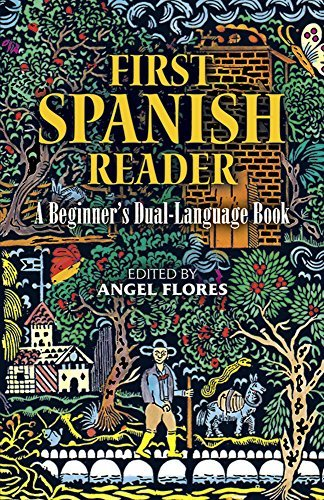 Angel Flores First Spanish Reader Revised