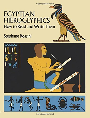 Stephane Rossini Egyptian Hieroglyphics