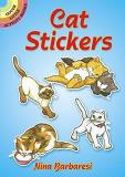 Nina Barbaresi Cat Stickers